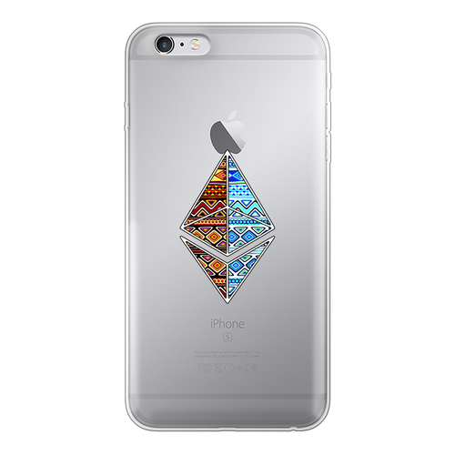 👕 Afrithereum African Ethereum Back Printed Transparent Soft Phone Case - Best Bitcoin Shirt Shop für Deutschland, Österreich, Schweiz. Top Qualität, 3-5 Tage geliefert und Krypto, Paypal Zahlung