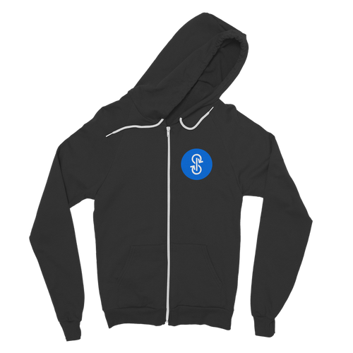 👕 yearn.finance YFI Logo Classic Adult Zip Hoodie - Best Bitcoin Shirt Shop für Deutschland, Österreich, Schweiz. Top Qualität, 3-5 Tage geliefert und Krypto, Paypal Zahlung