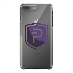 👕 Pivx Logo Crypto Merch Back Printed Transparent Hard Phone Case - Best Bitcoin Shirt Shop für Deutschland, Österreich, Schweiz. Top Qualität, 3-5 Tage geliefert und Krypto, Paypal Zahlung