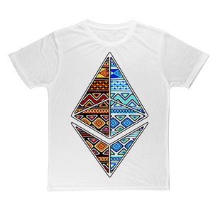 👕 Afrithereum African Ethereum Classic Sublimation Adult T-Shirt - Best Bitcoin Shirt Shop für Deutschland, Österreich, Schweiz. Top Qualität, 3-5 Tage geliefert und Krypto, Paypal Zahlung