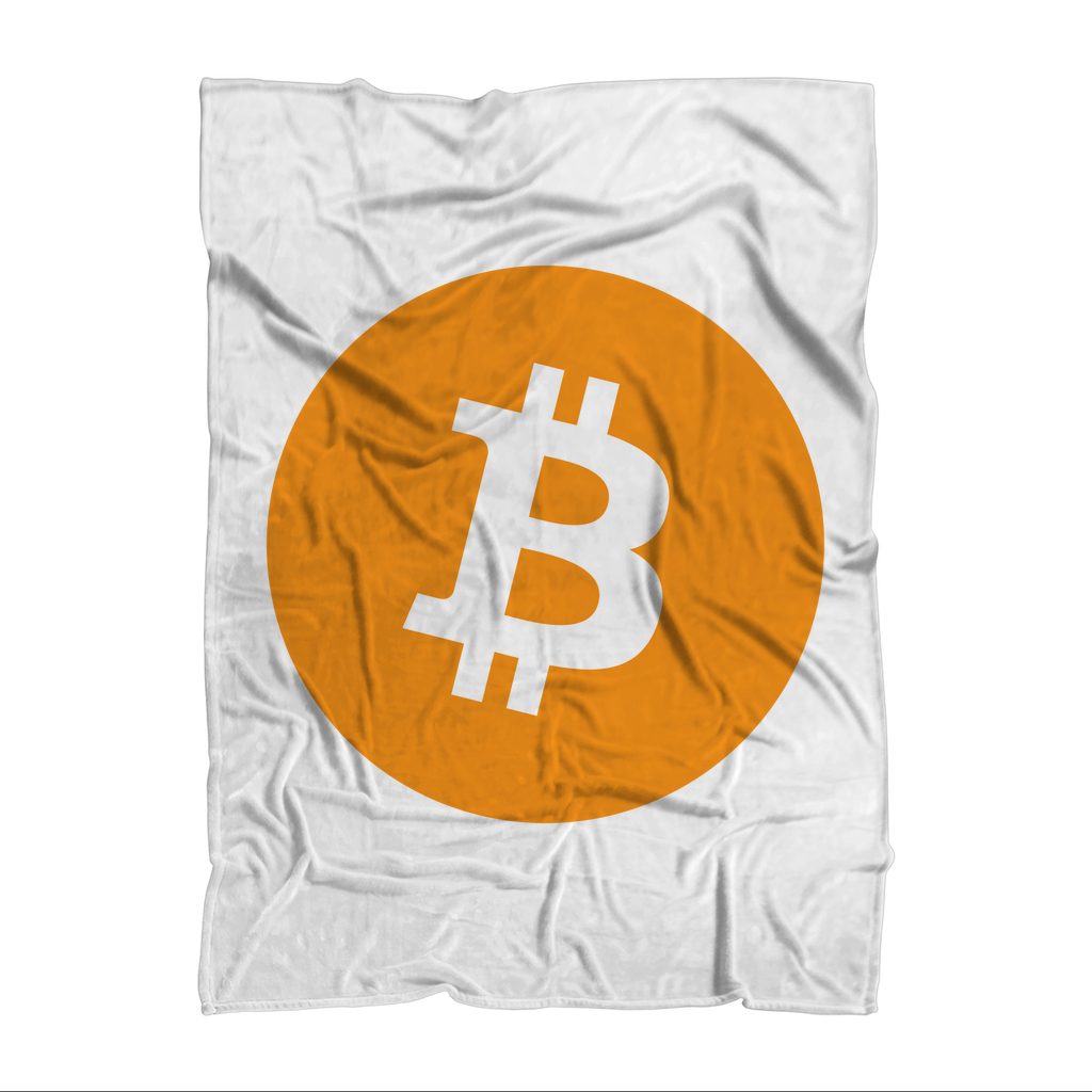 👕 Bitcoin Logo Sublimation Throw Blanket - Best Bitcoin Shirt Shop für Deutschland, Österreich, Schweiz. Top Qualität, 3-5 Tage geliefert und Krypto, Paypal Zahlung