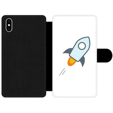 Laden Sie das Bild in den Galerie-Viewer, 👕 stellar XLM Logo Crypto Merch Front Printed Wallet Cases - Best Bitcoin Shirt Shop für Deutschland, Österreich, Schweiz. Top Qualität, 3-5 Tage geliefert und Krypto, Paypal Zahlung