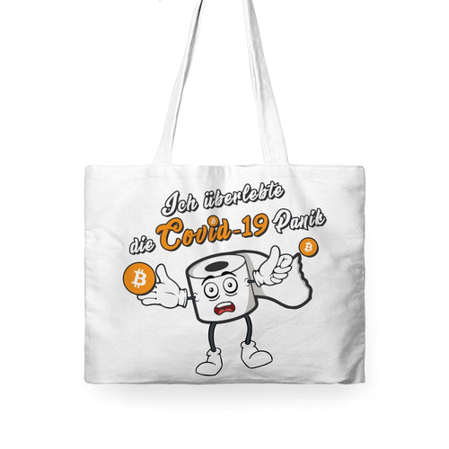 Tasche Bitcoin Toilettenpapier - Bitcoin Shirt Shop