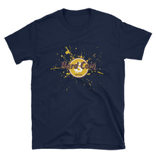 Laden Sie das Bild in den Galerie-Viewer, 👕 Hard Coin Bitcoin TShirt - Kurzarm-Unisex-T-Shirt - Best Bitcoin Shirt Shop für Deutschland, Österreich, Schweiz. Top Qualität, 3-5 Tage geliefert und Krypto, Paypal Zahlung