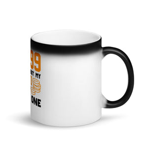 👕 99 Probems, Crypto ain't one - Matte Black Magic Mug - Best Bitcoin Shirt Shop für Deutschland, Österreich, Schweiz. Top Qualität, 3-5 Tage geliefert und Krypto, Paypal Zahlung