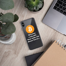 Laden Sie das Bild in den Galerie-Viewer, iPhone Bitcoin verkauft Hülle - Bitcoin Shirt Shop