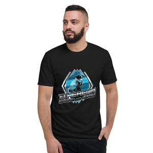 👕 Kurzärmeliges Short-Sleeve ETHEREUM not your coins not your keys T-Shirt - Best Bitcoin Shirt Shop für Deutschland, Österreich, Schweiz. Top Qualität, 3-5 Tage geliefert und Krypto, Paypal Zahlung