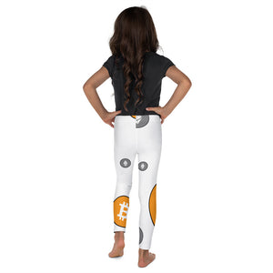 Bitcoin Leggings für Kinder