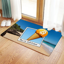 Laden Sie das Bild in den Galerie-Viewer, Bitcoin Doormat HQ Print