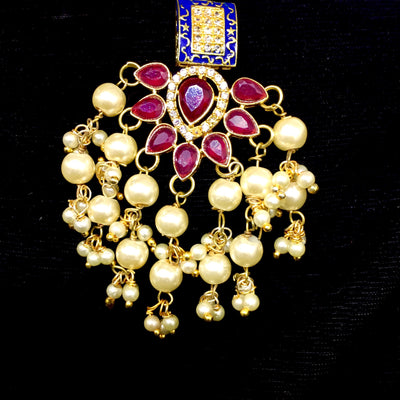 Gold-Plated Jewellery Set