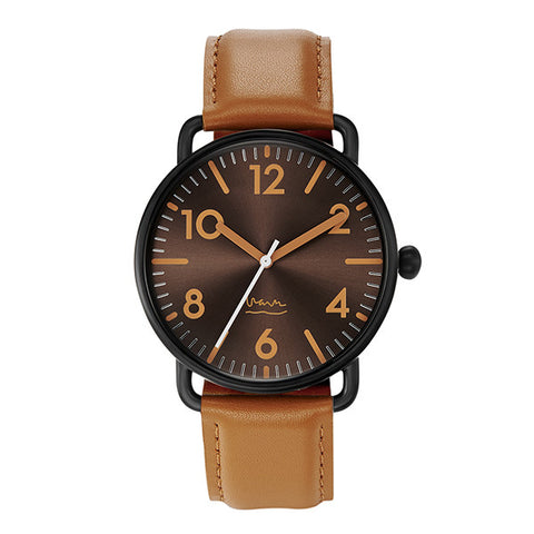 Black & Tan Witherspoon Watch