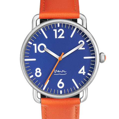 Navy Witherspoon Watch