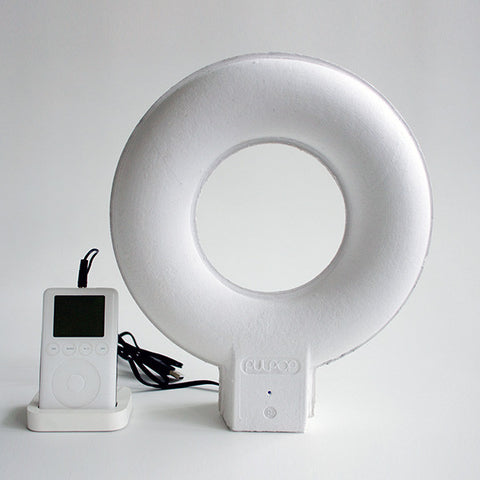 Pulpop Mp3 Speaker - White