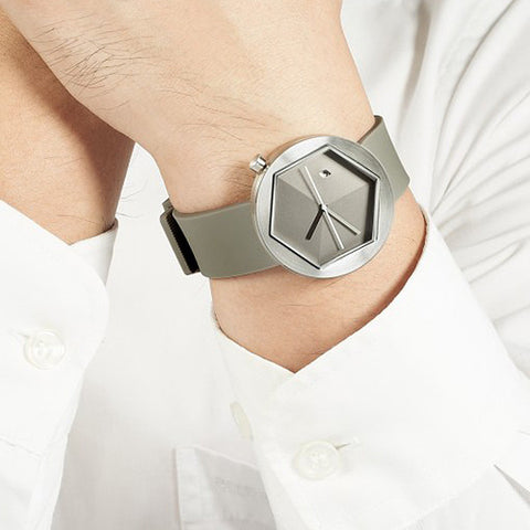 Cubit Steel Watch