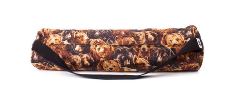Bear Yoga Bag