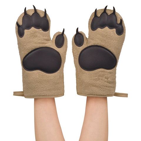 Bear Hands - Oven Mitts