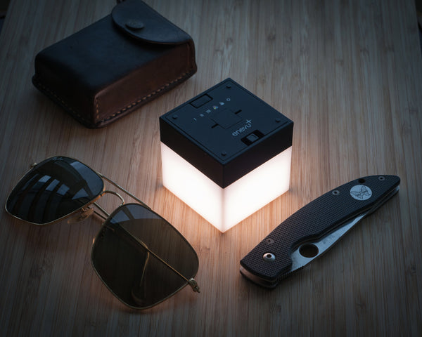 Enevu - Cube Mini Light (Splash-proof)