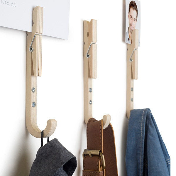 Jpegs - Coat hooks/pegs