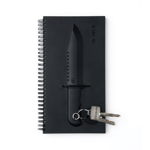 Knife Notebook