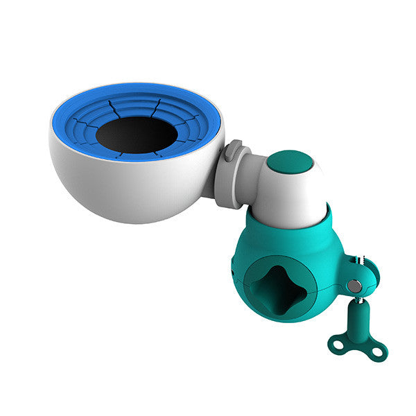 Pipe Tube Cup Holder