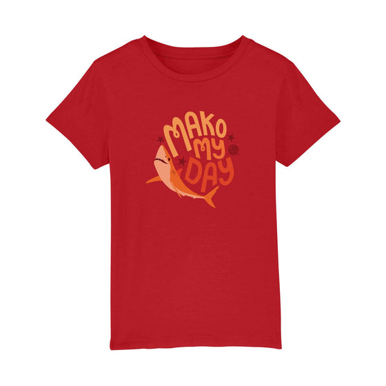 Kid's Mako Shark Tee