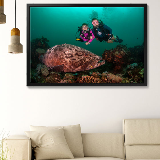 PADI - Create Your Own Canvas