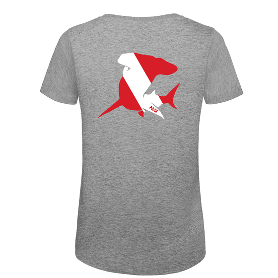 Men's Dive Flag Hammerhead Shark Tee