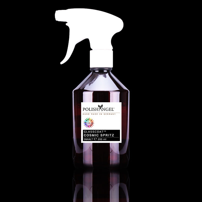 NEW! GLASSCOAT™ | COSMIC SPRITZ SPRAYCOAT COLOUR
