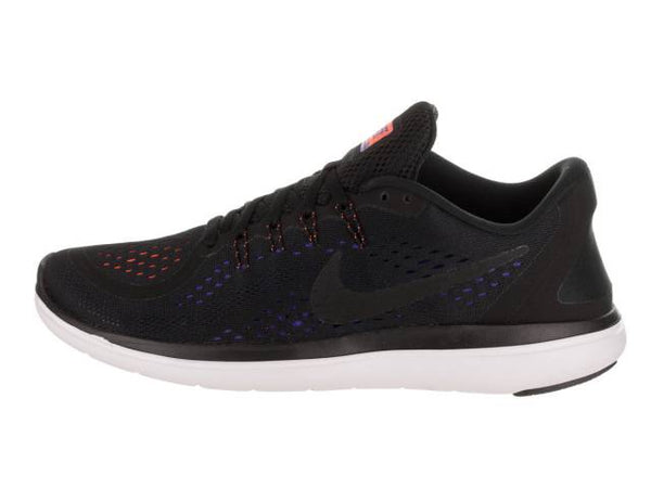 Nike Flex 2017 Rn Black Running Shoes For Mens (898457 300