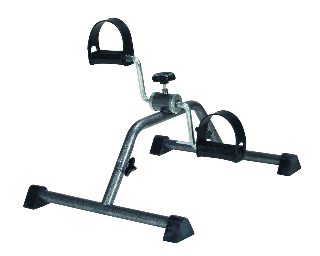 Pedal Exerciser with Attractive Silver Vein Finish