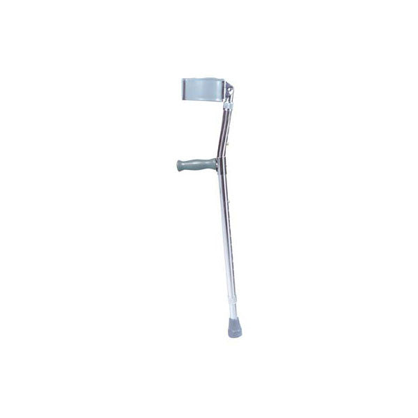 Heavy Duty Lightweight Bariatric Forearm Walking Crutches