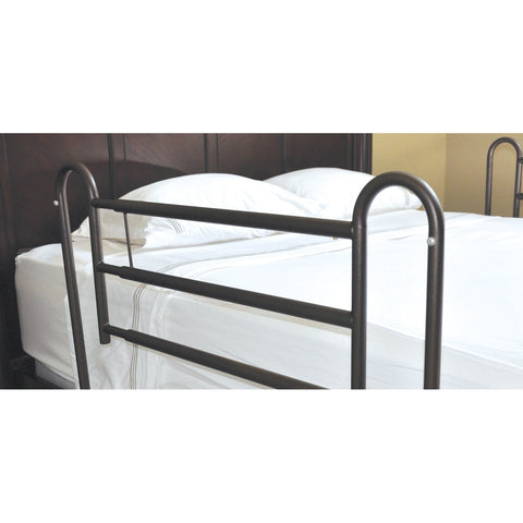 Adjustable Length Home-Style Bed Rail