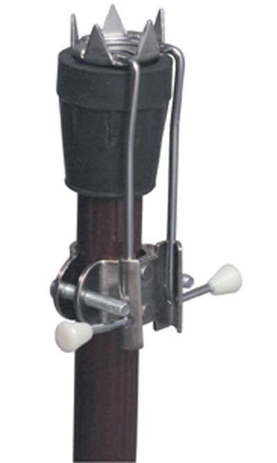 Five Prong Ice Grip Cane Attachment