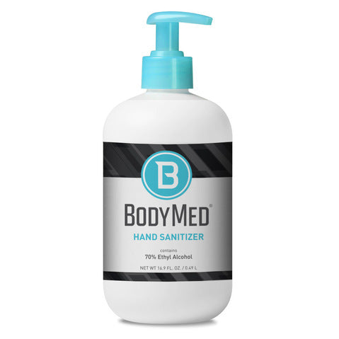 BodyMed Hand Sanitizer - 70% Ethyl Alcohol
