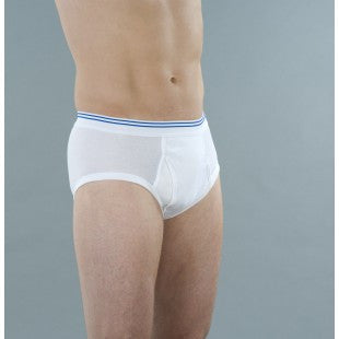 Wearever Men's Classic Incontinence Briefs