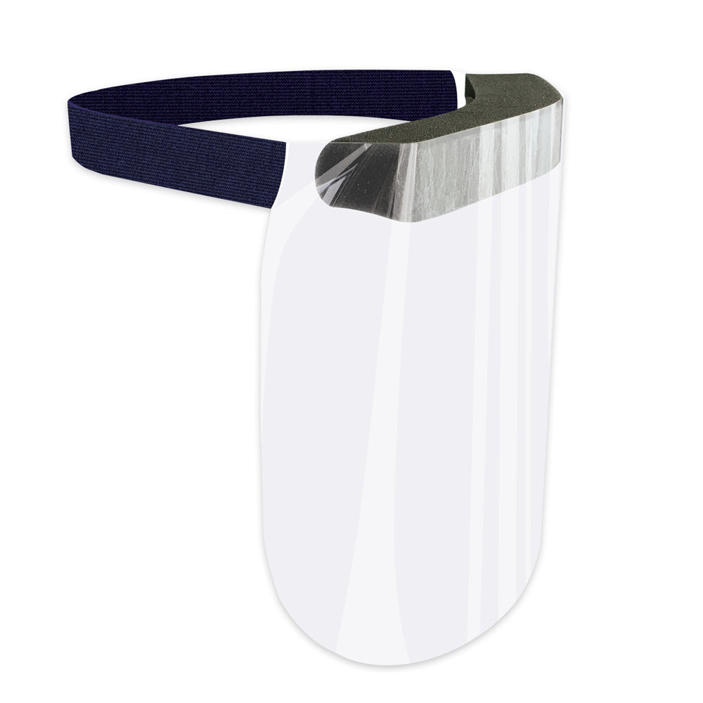 Seal Tight Face Shield - Full-Length Face Protection