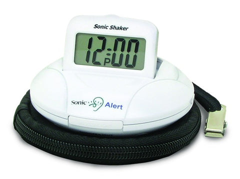 Vibrating Travel Alarm Clock