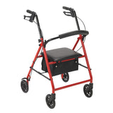 "Rollator Rolling Walker with 6"" Wheels"