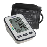 Automatic Deluxe Blood Pressure Monitor, Wrist or Upper Arm