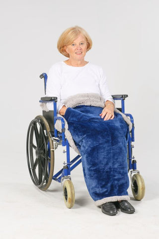 Granny Jo Heavyweight Wheelchair Blanket