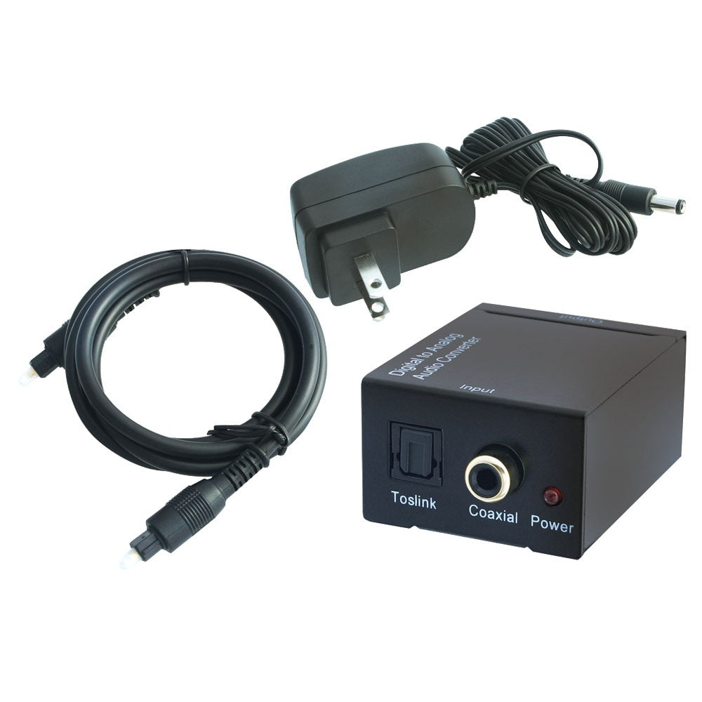 Digital Audio Connector for Serene Innovations TV SoundBox System