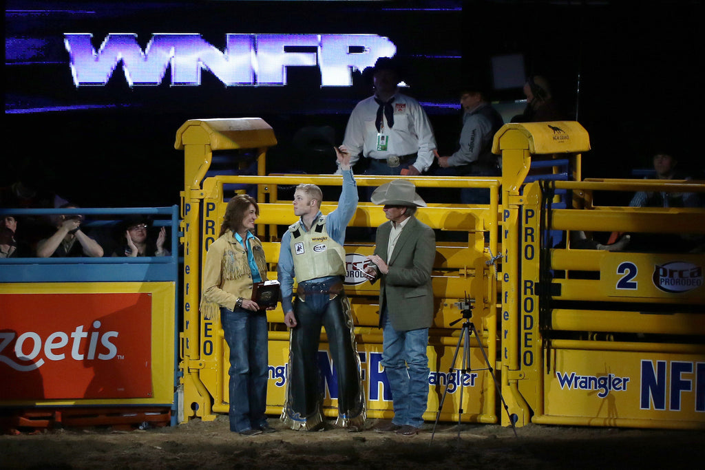 Big Country Farm Toys Announces Sponsorship with Joe Frost at WNFR