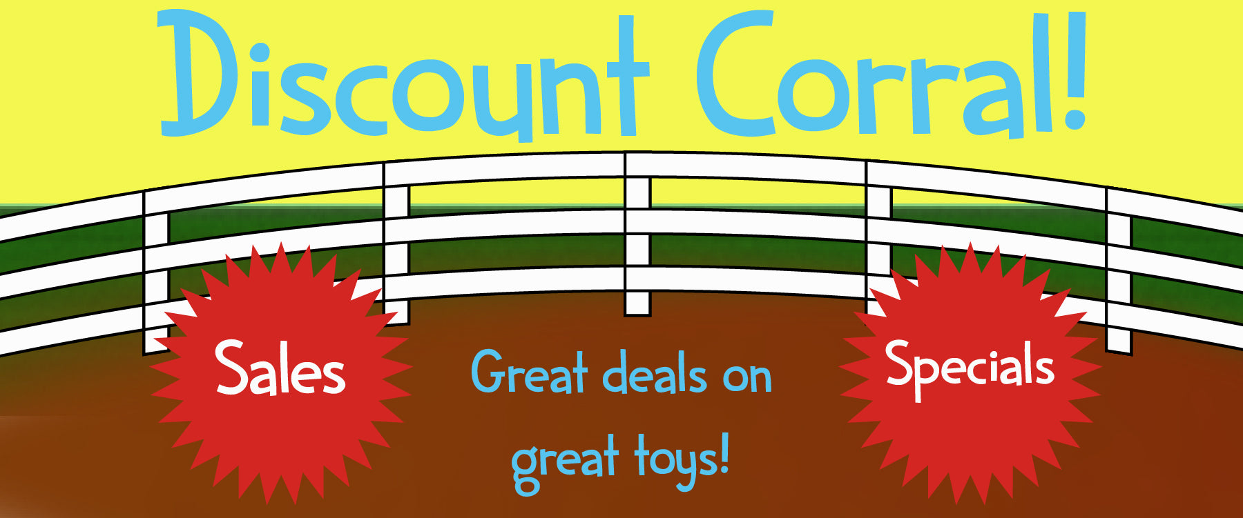 Big Country Toys Discount Corral
