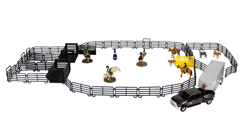 62-Piece Ultimate Rodeo Set