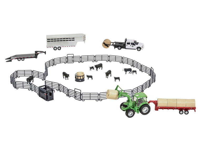 54-Piece Ultimate Ranch Set