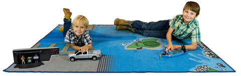 Jumbo Fishing Play Mat