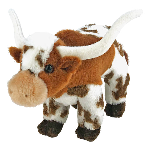 Woodrow the Longhorn Bull