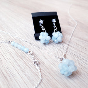 "Set ""Crystal Blue"" - Cod produs SE92"