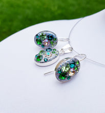 "Load image into Gallery viewer, Set ""Summer Light"" din argint 925 cu cristale Swarovski - Cod produs SE99"