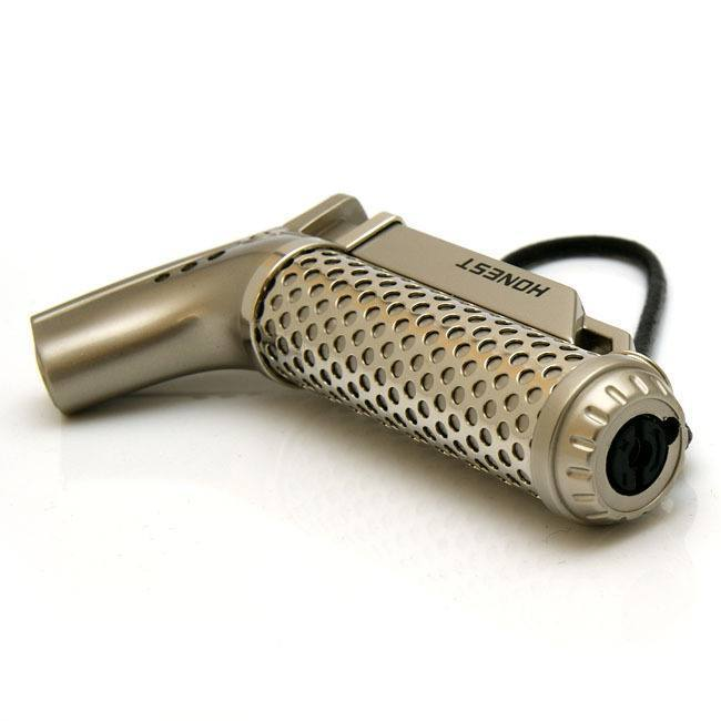 Cigarette Cigar Pipe Torch Butane Gas Lighter With Key Chain - WoodStonePipes.com   - 9